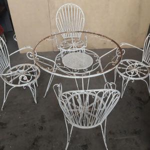 τραπέζι καρέκλες φερ φορζε