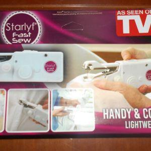STARLYF FAST SEW Μικρή ραπτομηχανή χειρός