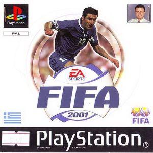 FIFA 2001 - PS1