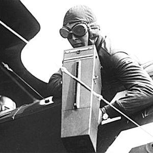 ΦΑΚΟΣ Carl Zeiss Jena Triplet Fliegertruppe (1914 )