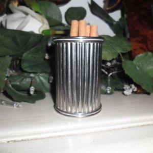Επάργυρη θήκη για τσιγάρα