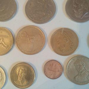 30 Ελληνικά νομισματα
