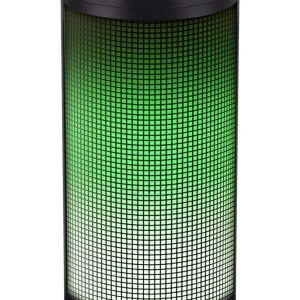 Φορητό ασύρματο ηχείο Bluetooth ELEHOT,Πολύχρωμες λειτουργίες φωτισμού Στερεοφωνικό μεγάλης έντασης, Ηχείο διπλού ζευγαριού TWS με εξωτερικό υπογούφερ 1 υπολογιστή