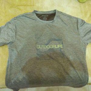 Μπλουζα αθλητική dry-fit (ορειβασίας) ανδρική