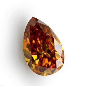 Σπάνιο πορτοκαλί διαμάντι GIA certified