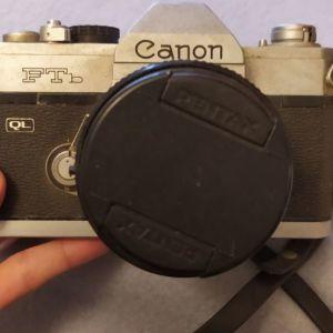 Canon φωτογραφική μηχανη