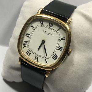 Επίχρυσο ρολόι Favre Leuba Geneve