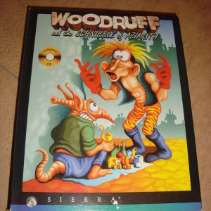 Woodruff and The Schnibble of Azimuth (1995) (CD-ROM)