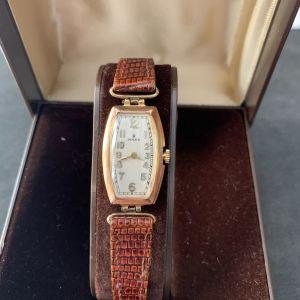 Lady's Rolex Prima από  1929 ροζ χρυσό 375 - 9κτ
