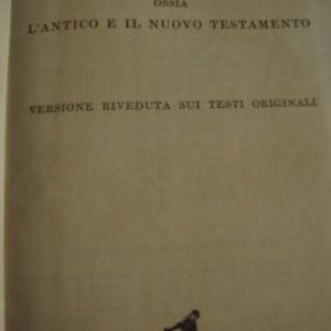LA SACRA BIBBIA OSSIA