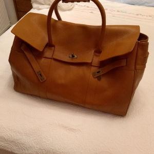 τσάντα ταξιδίου δερμάτινη