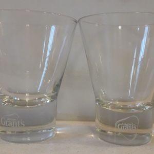 Ποτήρια ουίσκι Grant's (2)