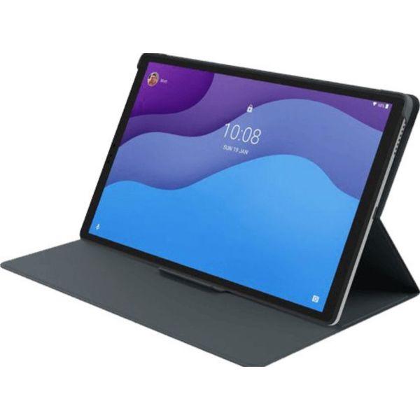 """Lenovo Tab M10 HD (2nd Gen) with Folio Case + Film 10.1"""" me WiFi ke mnimi 64GB Iron Grey + prostasia othonis + Antivirus ZoneAlarm gia idrimata 2 eti 1 adia chrisis"""