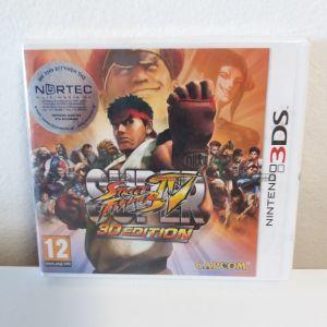 SUPER STREET FIGHTER IV(NINTENDO 3DS)
