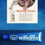 WILLIAMS lanolin  κρέμα ξυρίσματος