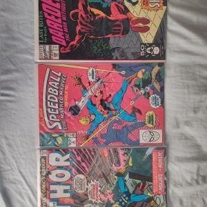 17 comics marvel