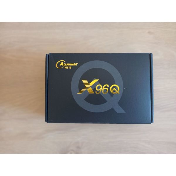 TV Box Allwinner X96Q 4/64 Android 10 kenourgio