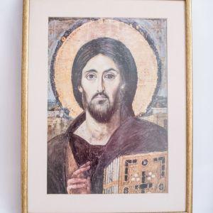 Αντίγραφο εικόνας Χριστού του Σινά