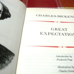 CHARLES DICKENS.Great expectations