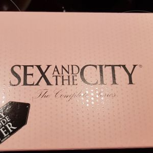 SEX AND THE CITY - THE COMPLETE SERIES - 6 ΚΥΚΛΟΙ