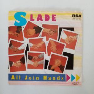 "Slade - All Join Hands ( Vinyl, 7"", 45 RPM, Single)"