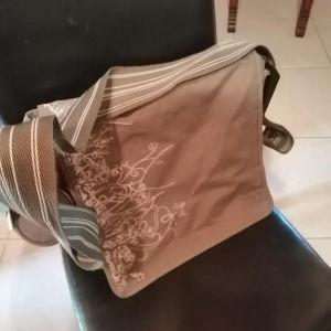 Τσάντα μωρού για τις εξόδους σας.