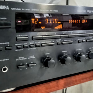 Ραδιοενισχυτής Yamaha RXV 890 Dolby Surround home cinema 5:1
