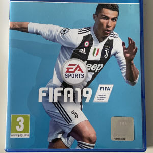 PS 4 FIFA 19