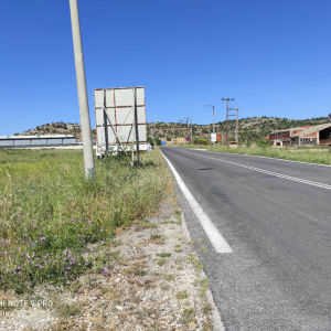 Πωλείται αγροτεμάχιο 3700 τμ στη διασταύρωση Νικήτη-Νεο Μάρμαρα- Βουρβουρού