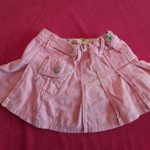 Φούστα ροζ τζιν Mayoral (4 ετών)