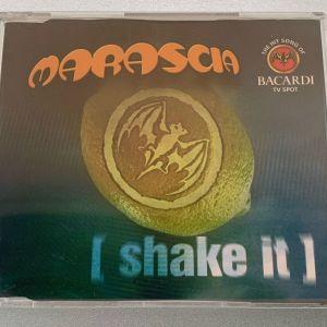 Marascia - Shake it 5-trk cd single