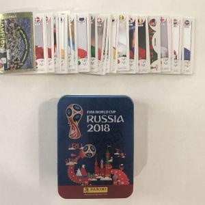 ΑΥΤΟΚΟΛΛΗΤΑ ΠΑΝΙΝΙ ΜΟΥΝΤΙΑΛ ΡΩΣΙΑ 2018 (PANINI WORLD CUP RUSSIA 2018)