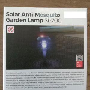 Ηλιακή Λάμπα Κατά των Κουνουπιών για τον Κήπο SL-700 InnovaGoods