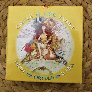 Σπάνια Ταρώ Circle Of Life Tarot  by Maria Distefano, Πρώτη έκδοση