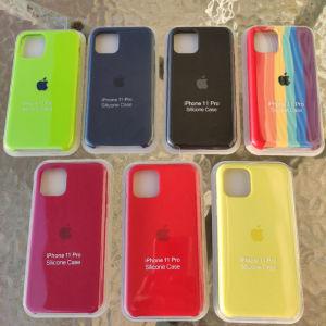 New. για Apple IPhone 11 Pro. Original OFFICIAL Apple Θήκες σιλικόνης. Ολοκαίνουργιο στη συσκευασία!