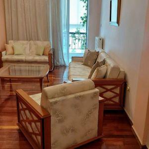 Άριστο Σετ σαλονιού με 3θέσιο, 2θέσιο καναπέ, πολυθρόνα και 2 τραπεζάκια