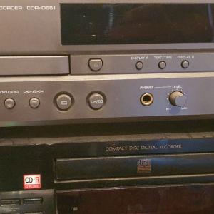 YAMAXA  CD R 631 RECORDER