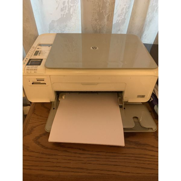 HP Photosmart C4340 All-in-One - polimichanima (egchromo)