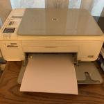 HP Photosmart C4340 All-in-One - πολυμηχάνημα (έγχρωμο)