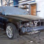 Πωλείται Volvo S60 2006 (Με ζημιά)