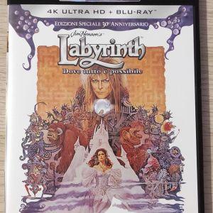 Labyrinth 4K UHD Blu-ray