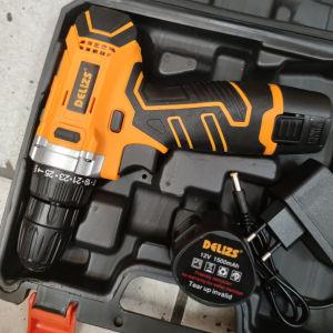 Δραπανοκατσάβιδο μπαταρίας 12 volt. (2 μπαταρίες και φορτιστής)