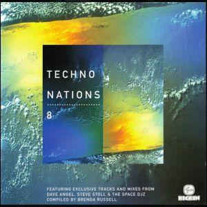 Techno Nations 8 CD