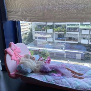 barbie κρεββατι