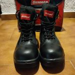 Benman Safety Shoes (size 41)