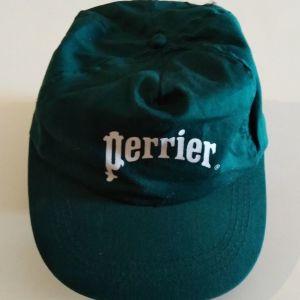 Vintage Perrier Baseball Hat