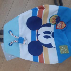 Τσάντα παραλίας παιδική Mickey mouse