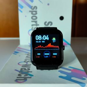 Smartwatch Bakeey Η8 καινούργιο με δυνατότητα συνομιλίας μέσω bluetooth (βίντεο στην περιγραφή)