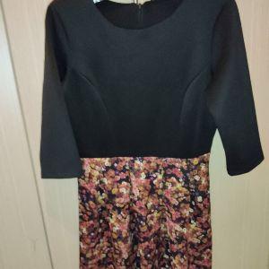 Φόρεμα φλοραλ medium/large