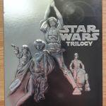 STAR WARS TRILOGY (4xDVD BOX SET)